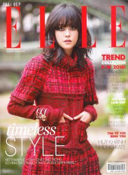 Phái Đẹp - Elle - Số 71 (Tháng 9/2016)