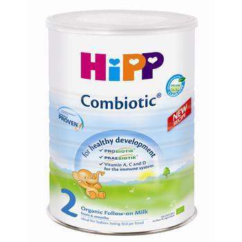 Sữa bột HiPP 2 Combiotic Organic 350g