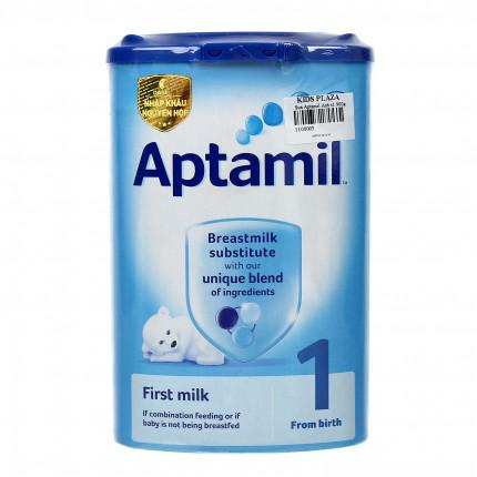 Sữa Aptamil số 1 Anh hộp 900gr