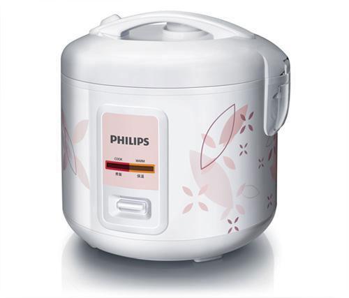 Nồi cơm điện Philips HD4729, dung tích 1.8 lít