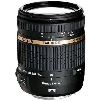 Ống kính Tamron AF 18-270mm F3.5-6.3 Di II VC PZD for Canon