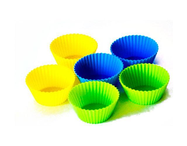 Bộ cốc làm bánh 6 chiếc Tiross
