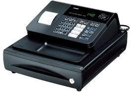 Máy tính tiền điện tử Casio SE-S10