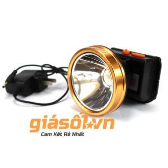 Đèn pin đeo trán,đội đầu bóng LED siêu sáng chống nước