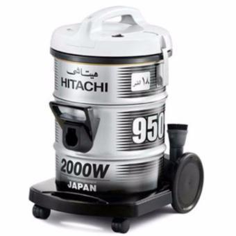 Hút bụi công nghiệp Hitachi CV-950Y 18L (Ghi xám)