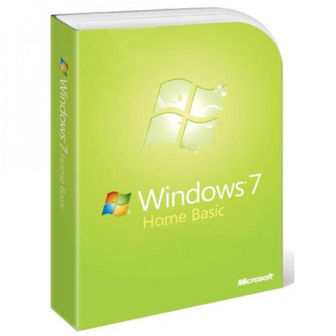 Phần mềm Microsoft Windows 7 HmBasic 32Bit OEI