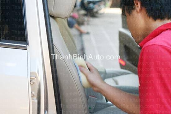 Dịch vụ chăm sóc xe hơi ThanhBinhAuto