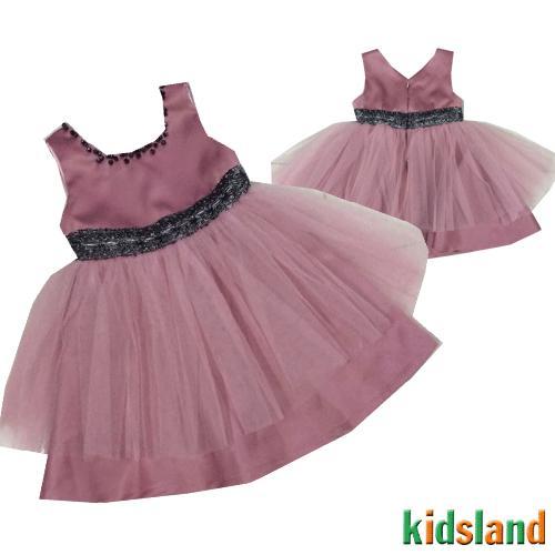 Đầm voan bé gái KIDSLAND AD166