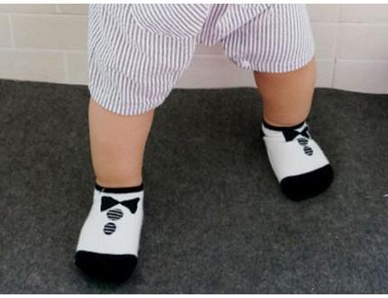 Tất sợi bông cao cấp Kids Sock cho bé từ sơ sinh đến 2 tuổi