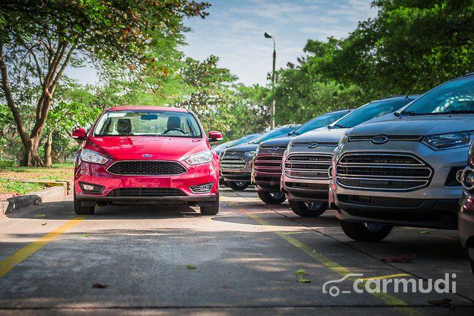 Ford Focus  Trend  2017