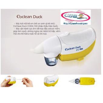 Máy hút mũi CoClean Duck – CODK 100