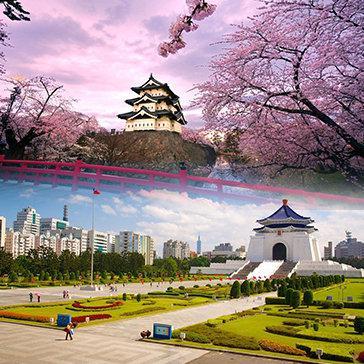 Tour Đài Loan 5N4Đ Siêu Khuyến Mãi – Khám Phá Đào Viên – Đài Bắc – Đài Trung