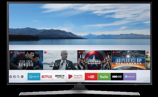 Smart Tivi Samsung 65inch 4K 2017