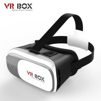 Kính thực tế ảo VR Box phiên bản 2 ( Trắng)