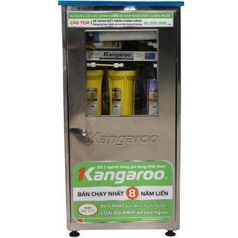Máy lọc nước R.O vỏ KNT Kangaroo KG117 KNT
