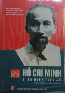 Hồ Chí Minh Biên niên tiểu sử ( trọn bộ 10 tập)