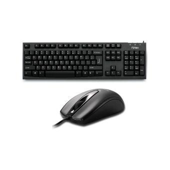 Bộ sản phẩm bàn phím Fuhlen L411 và chuột Fuhlen L102