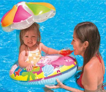 Phao bơi cho bé Intex 56583