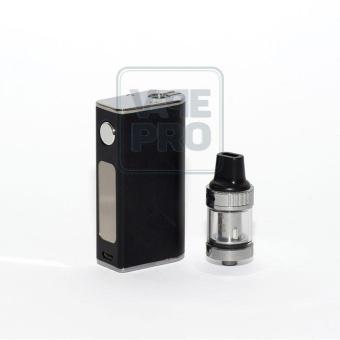 Bộ sản phẩm Ovancl P8 (Black) tặng 1 lọ tinh dầu New Liqua 10ml vị Thuốc lá nhẹ