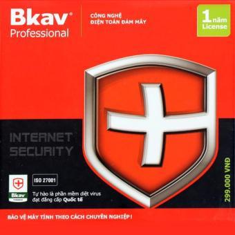 Phần mềm diệt virut Bkav Internet Security Pro