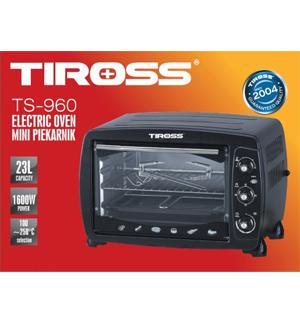 Lò Nướng Tiross 23 Lít TS-960 TS-960