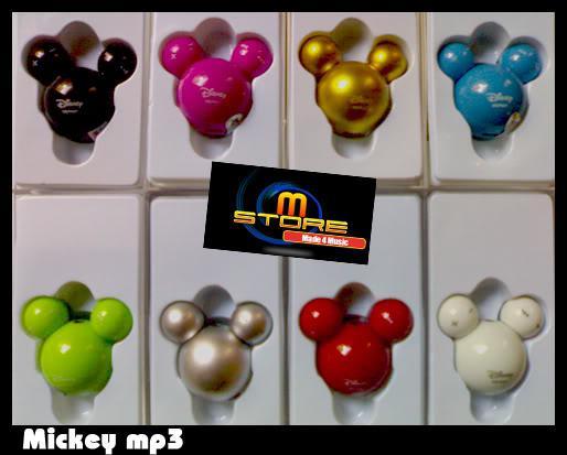 Máy nghe nhạc Mickey màu sắc cực teen 2G (MIC), máy nghe nhạc cực hay, cực chuẩn