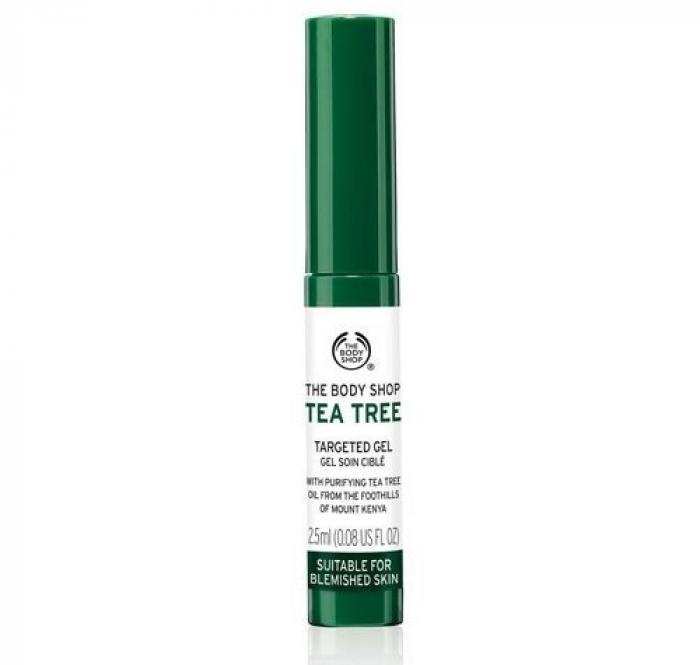 Gel Trị Thâm Tea Tree Blemish Targeted The Body Shop 2.5ML