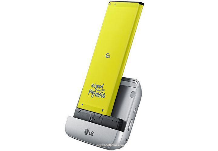 Điện thoại di động LG G5