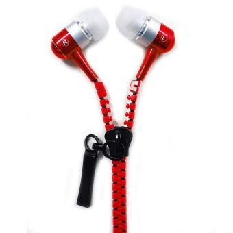 Tai nghe Thời trang Cao cấp Zipper (có khóa kéo chống rối)