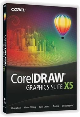 Graphics Suite X5 EN (Asia)