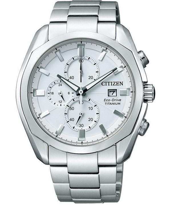 Đồng hồ nam Citizen Titanium CA0021-53A