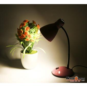 Đèn đọc sách để bàn LED bảo vệ mắt - chống cận Magiclight LMG8805 (Hồng)