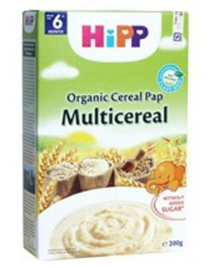 Bột ăn dặm DD Ngũ cốc tổng hợp HiPP 200g