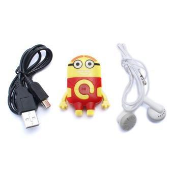 Máy nghe nhạc MP3 NVPro Minion (Đỏ)
