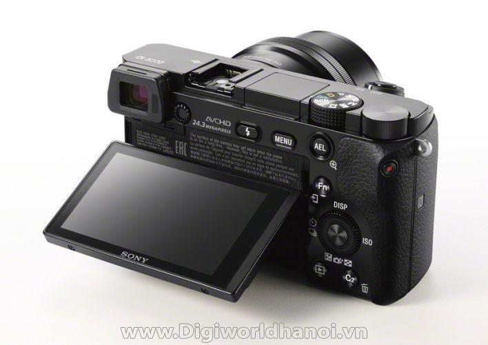 Sony ILCE-A6000L 24.3MP Body (Đen)