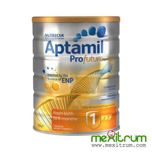 Sữa Aptamil Profutura Úc số 1 900g – Dành cho trẻ từ 0 đến 6 tháng tuổi
