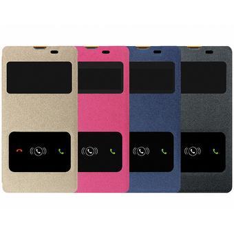 Ốp lưng Nillkin Nokia Lumia 535 Đen