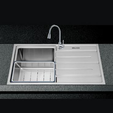 Chậu rửa chén MALLOCA MS 8805