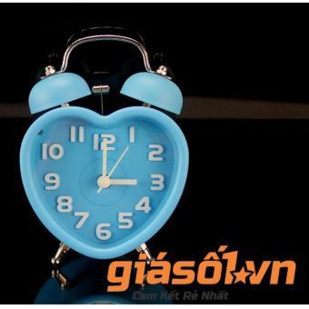 Đồng hồ báo thức để bàn 2867 (Xanh)