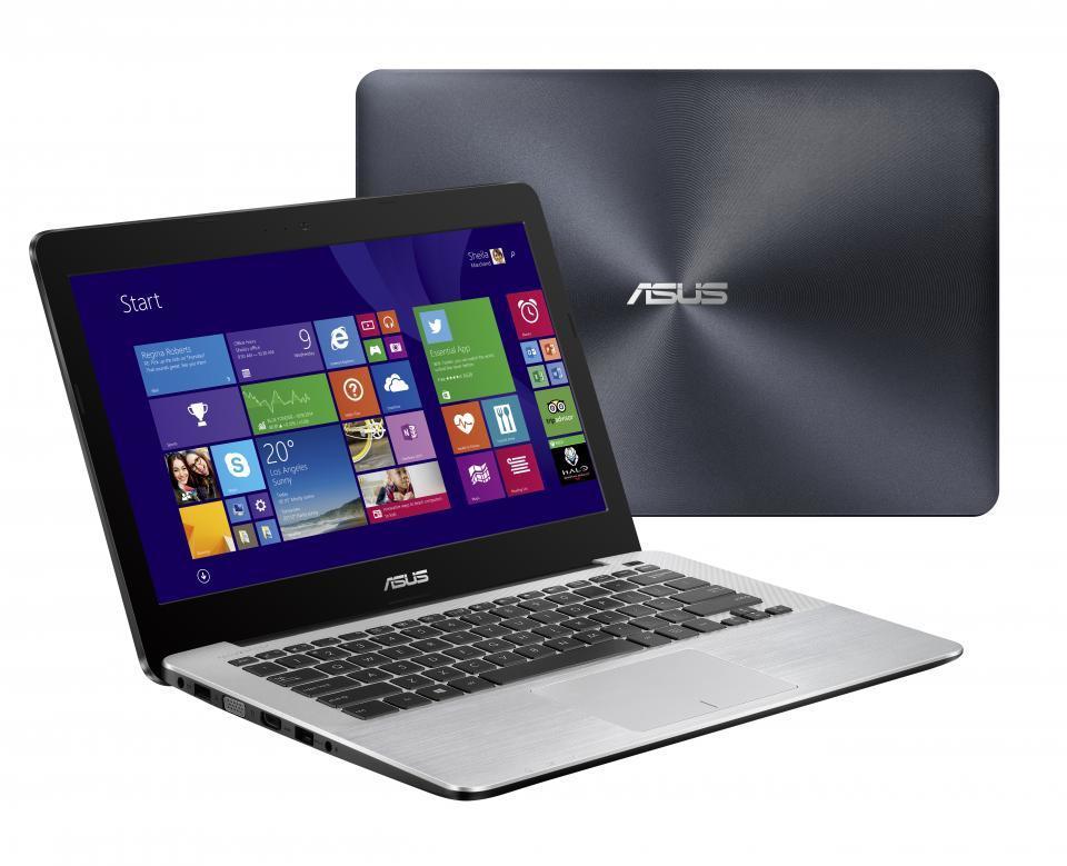 Laptop Asus X302LA-R4027D (I5-4200U) (Đen)