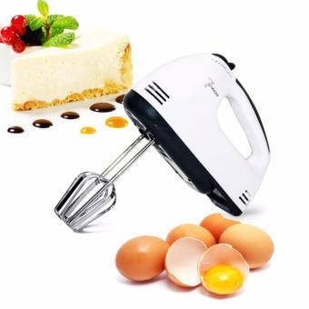 Máy Đánh Trứng Cầm Tay 7 Cấp Tốc Độ 6610-180 W (PHIÊN BẢN TRẮNG)