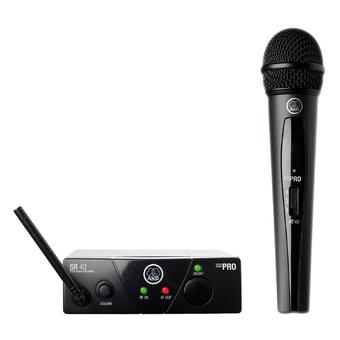 Micro không dây AKG WMS40 MINI SINGLE VOCAL SET