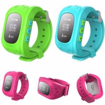 Đồng hồ định vị và giám sát trẻ em thông minh
