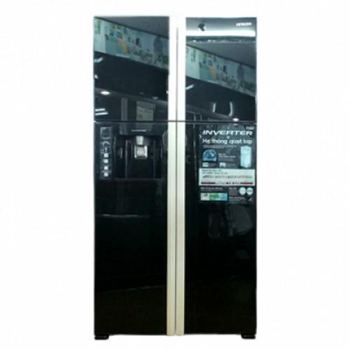 Tủ lạnh Hitachi V660PPGV3 510L Đen