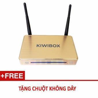 Đầu phát Android tv box minix giá rẻ - Thiết bị xem tivi qua mạng internet(Vàng neon)(Màu Off White ...