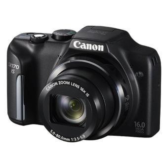 Máy Ảnh Canon PowerShot SX170 IS