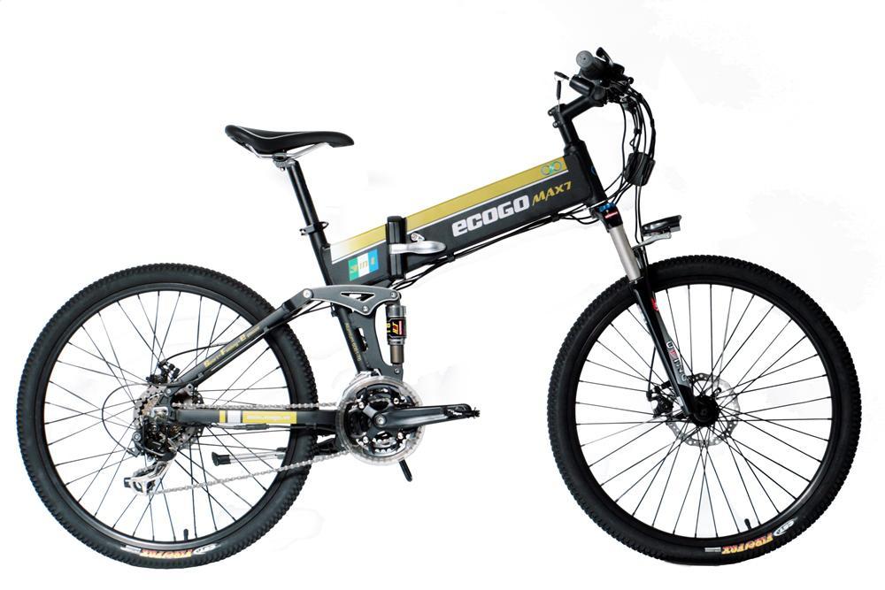 Xe đạp thể thao điện Max 7