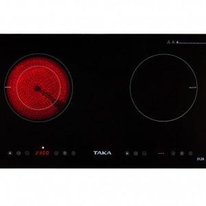 Bếp đôi hồng ngoại - điện từ Taka TK-IR2B