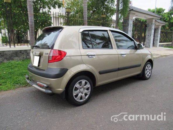 Hyundai Getz  MT 2009