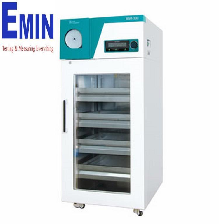 Tủ lạnh lưu trữ máu Jeiotech BSR-300 (303 lít, 4℃)